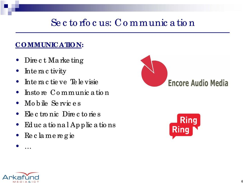 Instore Communication Mobile Services Electronic