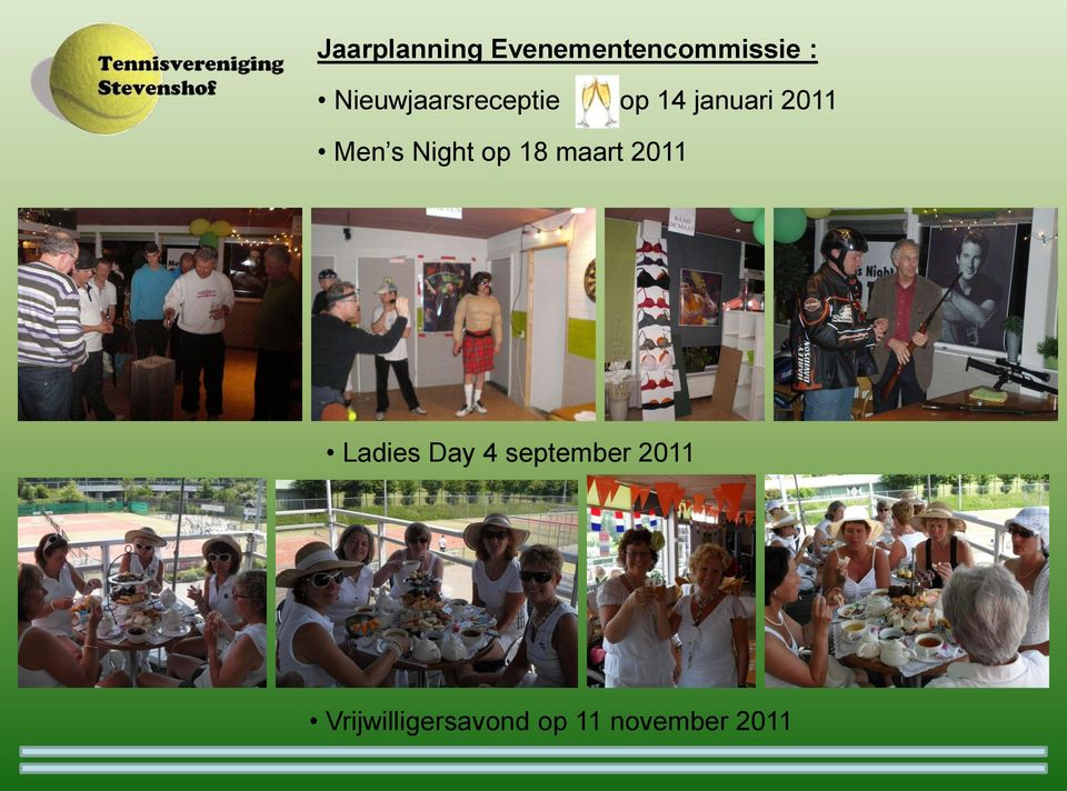 s Night op 18 maart 2011 Ladies Day 4