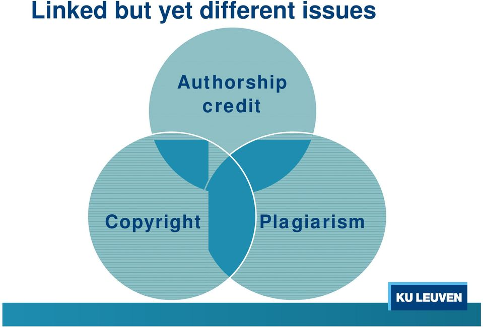 Authorship credit