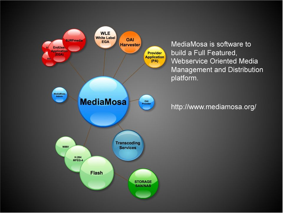 Media Management and Distribution