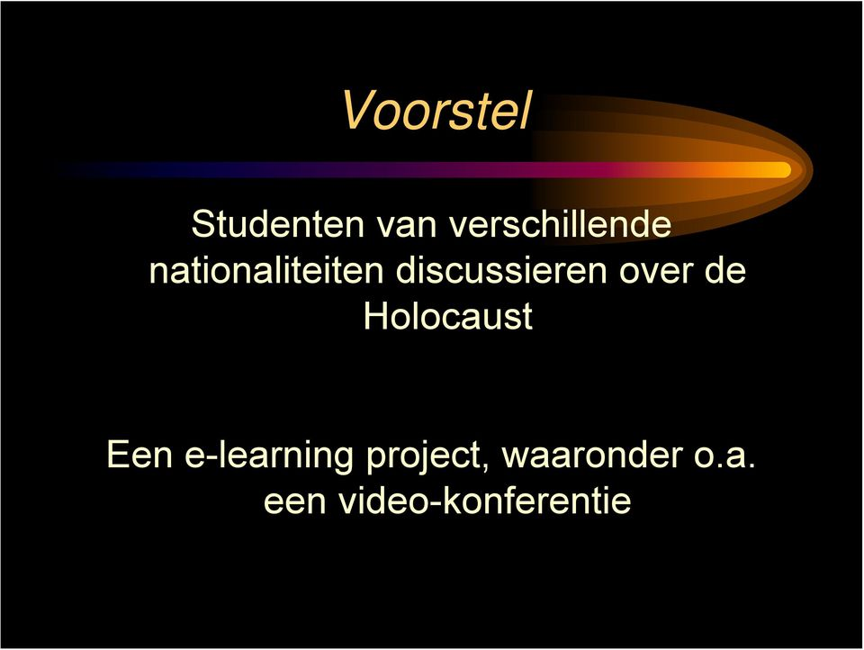 discussieren over de Holocaust Een