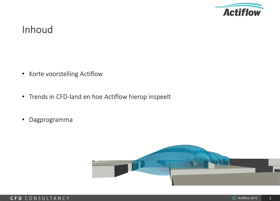 Trends in CFD-land en