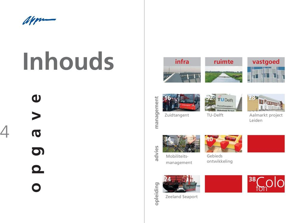 Mobiliteitsmanagement 24 Zeeland Seaport 32