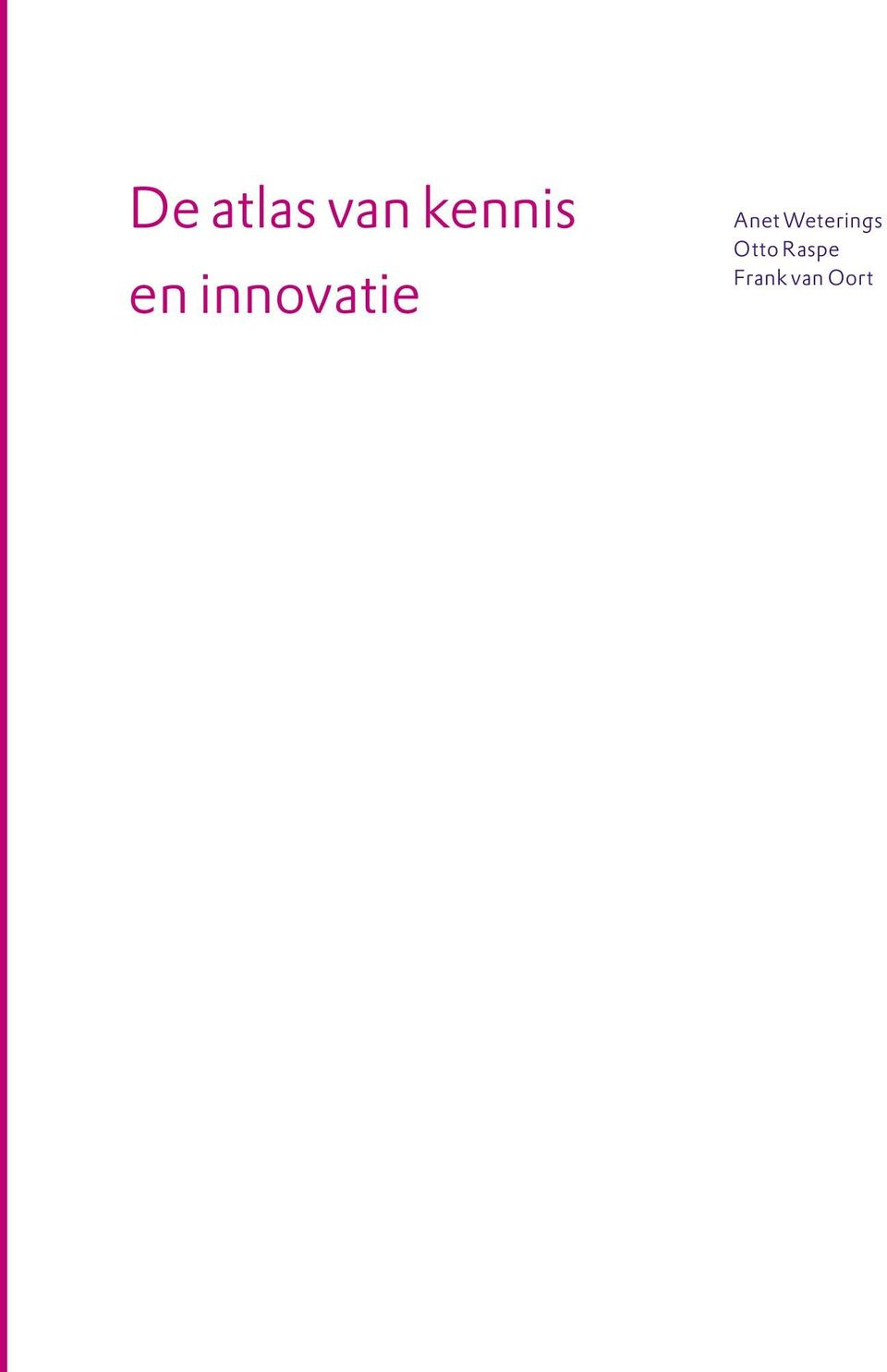innovatie Anet