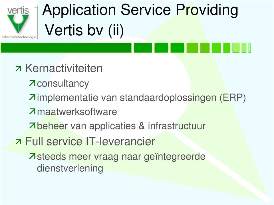 maatwerksoftware beheer van applicaties & infrastructuur
