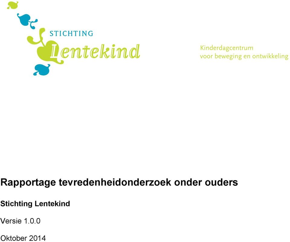 onder ouders Stichting