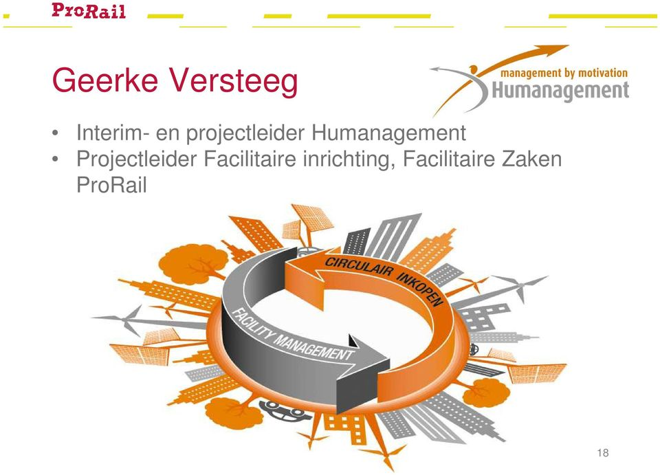 Projectleider Facilitaire