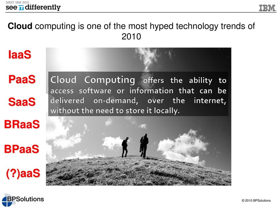 technology trends of