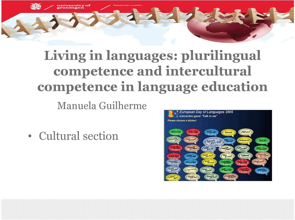intercultural competence in