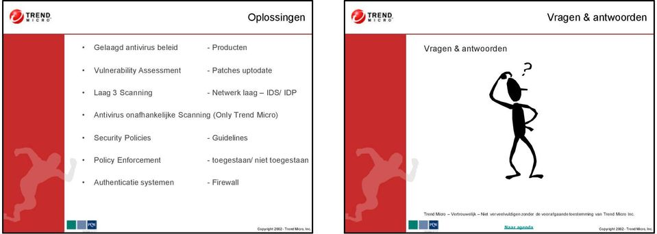 Antivirus onafhankelijke Scanning (Only Trend Micro) Security Policies - Guidelines