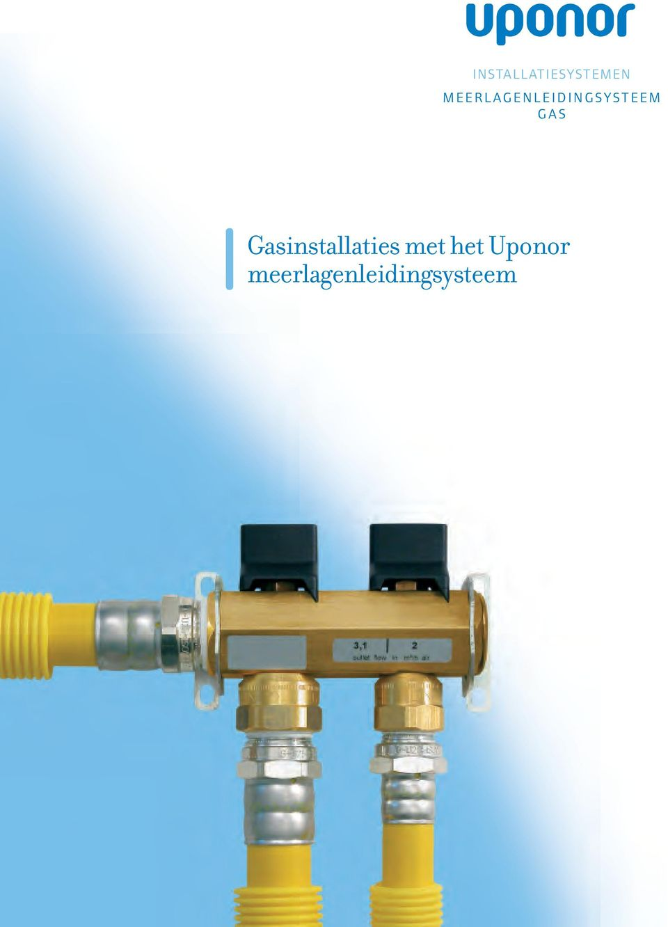 GAS Gasinstallaties met