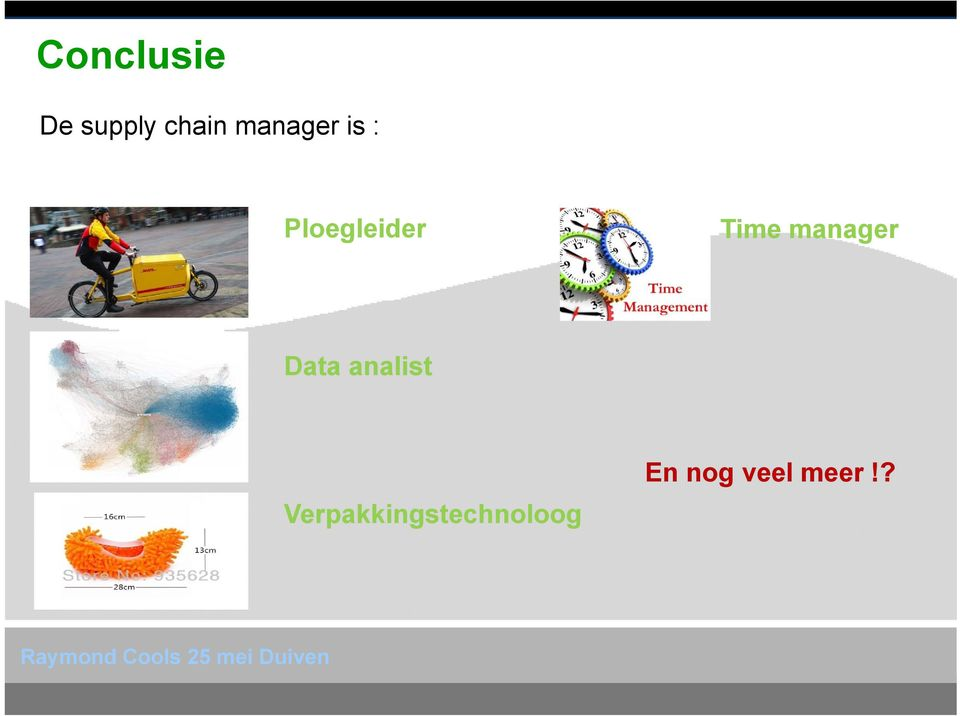 manager Data analist