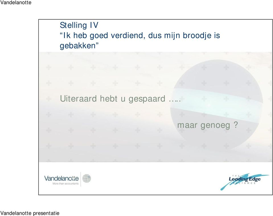 broodje is gebakken