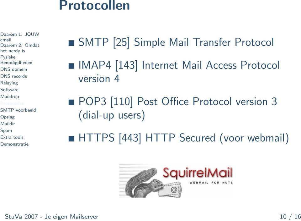 Office Protocol version 3 (dial-up users) HTTPS [443]