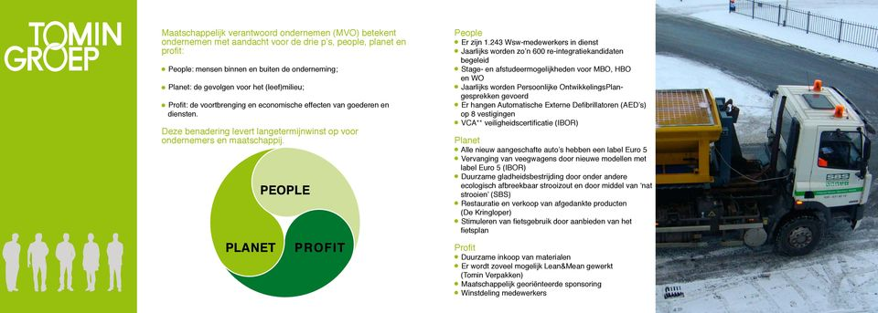 PLANET PEOPLE PROFIT People Er zijn 1.