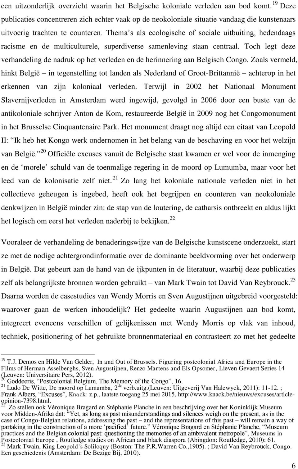 congo research paper
