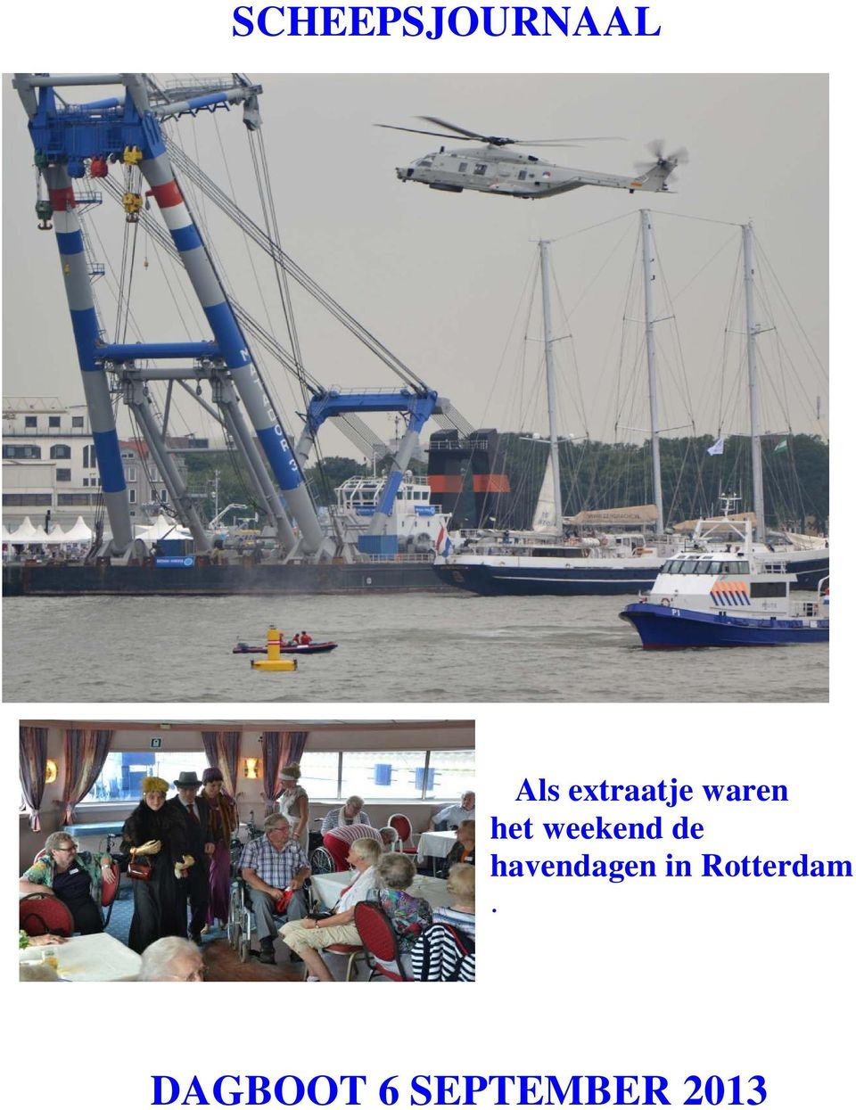 weekend de havendagen in