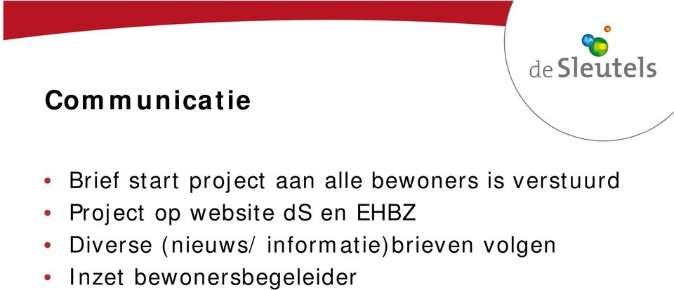 website ds en EHBZ Diverse (nieuws/