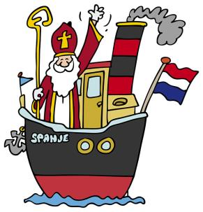 19e jaargang, nr.2 December 2016 Hoera! Sinterklaas is weer in het land!