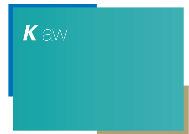 Proactive. Creative. More than a law firm. klaw.be 2016 Kratos Law, a Belgian civ. CVBA/SCRL civ.