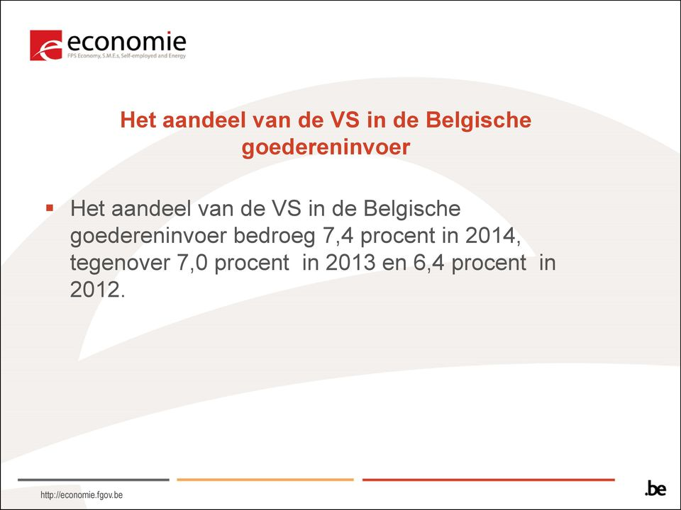 procent in 2014, tegenover 7,0 procent in 2013