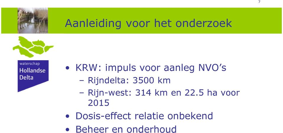 km Rijn-west: 314 km en 22.