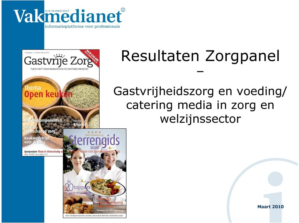 voeding/ catering media