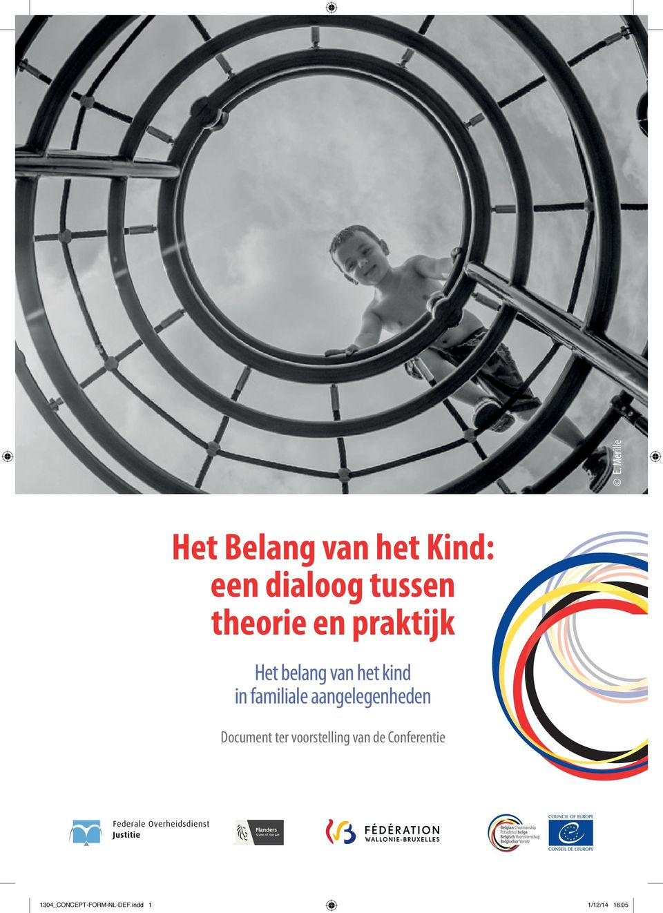 familiale aangelegenheden Document ter voorstelling
