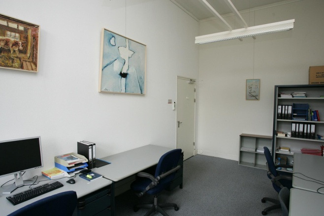 Interieur, oudbouw materialisering