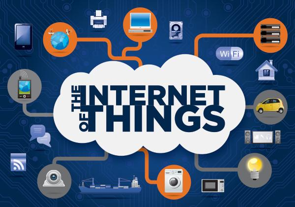 The Internet Of things Define