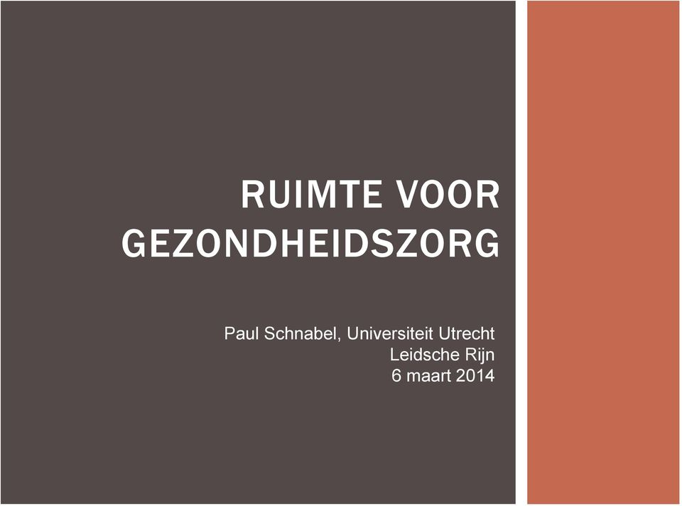 Schnabel, Universiteit