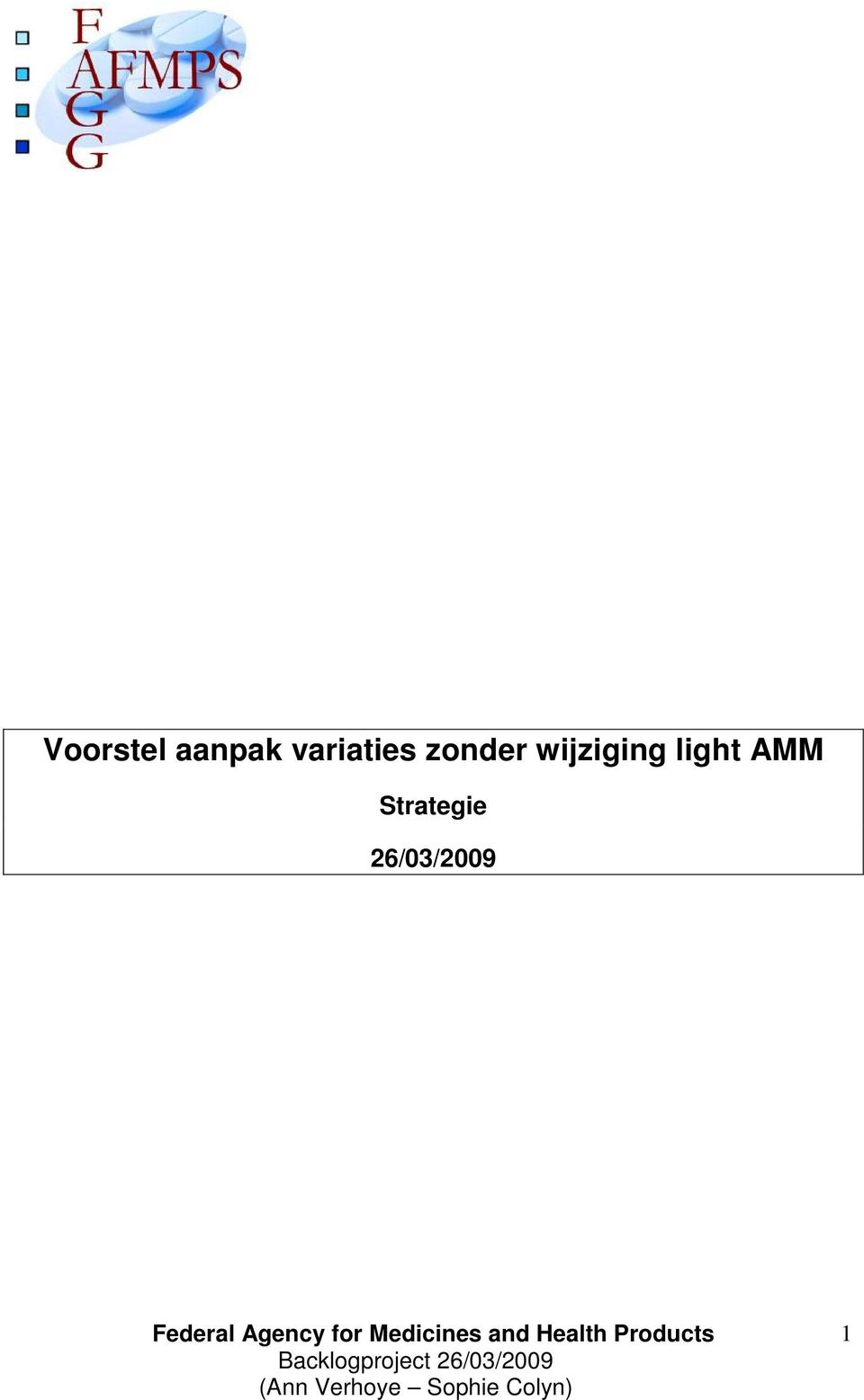 wijziging light