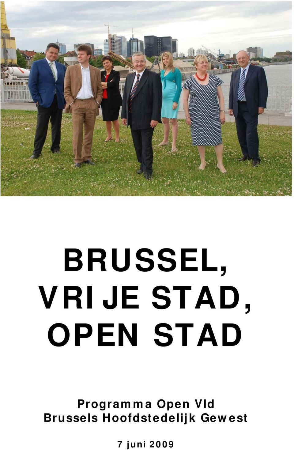 Open Vld Brussels