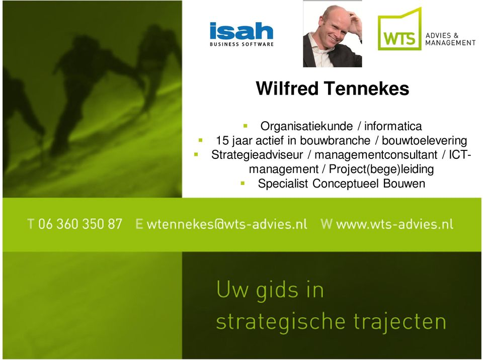 Strategieadviseur / managementconsultant /