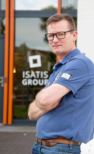 Exact Online CASE STUDY ISATIS GROUP OVER OP