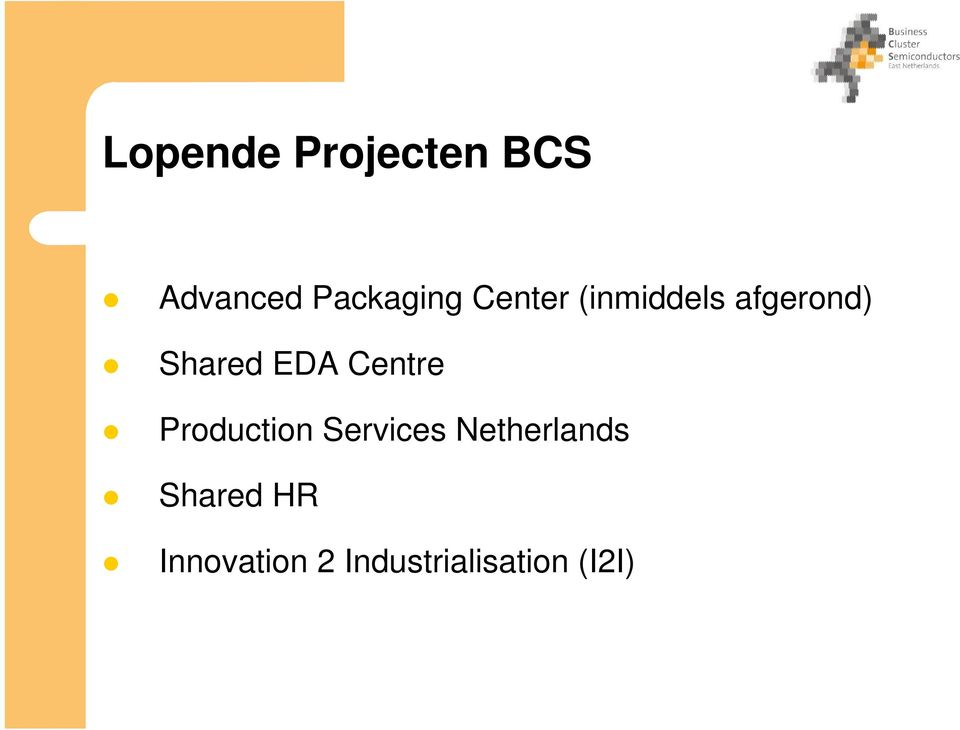 Centre Production Services Netherlands
