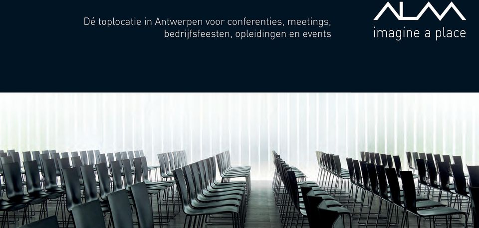 conferenties, meetings,