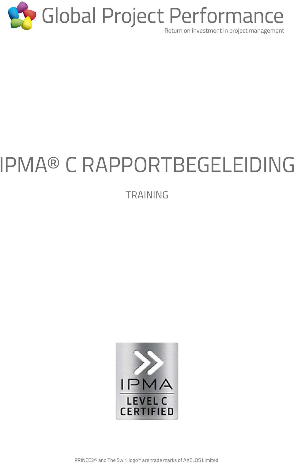RAPPORTBEGELEIDING TRAINING