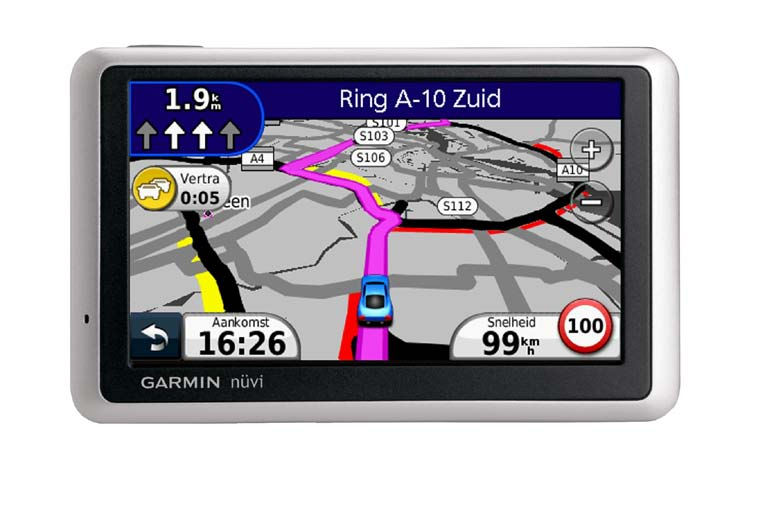 NIEUW: Garmin Smart Traffic