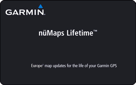 Abonnement op nümaps lifetime (optioneel, 119,95 euro) Bundel Garmin nüvi 1340 Smart Eenmalige aanschaf (los of direct bij een toestel) Traffic