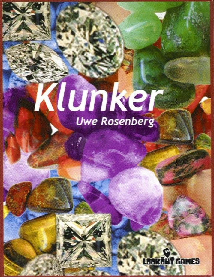 Klunker Lookout Games, 2005 Uwe