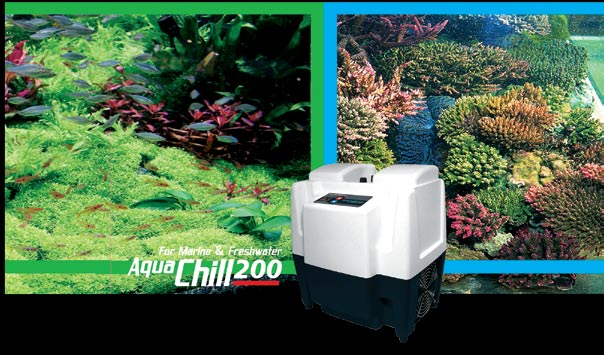 (kg) 9 Reduces water temperature 4 C - 5 C in a 400L aquarium, with a room temperature of 35 C Naam Model 400 Thermo elektrisch Tijdens koeling : 720 W Temperatuur bereik 15 C ~ 30 C