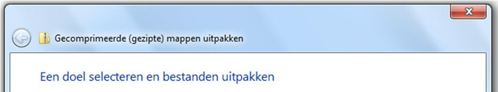 Ga met behulp van Windows Verkenner naar de map Downloads (of de map waar u het bestand e- Sign.zip heeft gedownload).
