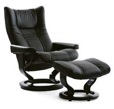 STRESSLESS WING INCL.