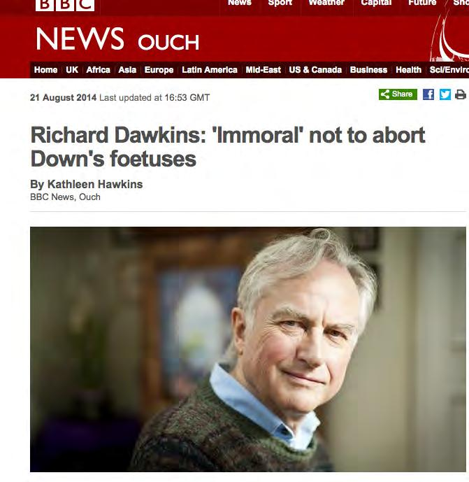 """Abort it and try again,"" Dawkins tweeted in reply."