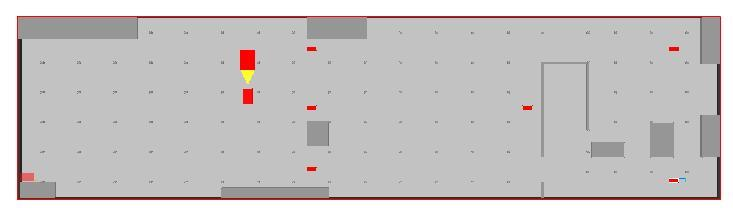 LAYOUT PARKEERGARAGE IN CFD MODEL Autobrand