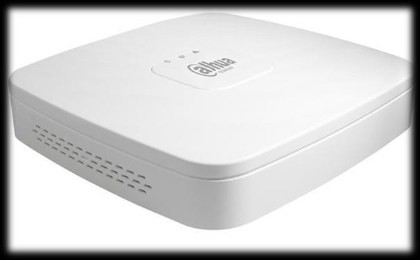 Actie 3: IP Camerabewaking Voor de prijs van 655 4 kanaalsopnametoestel met ingebouwde POE (voeding) + harde schijf 1TB: 80Mbps incoming bandwidth H Up to 4channel with 1080P realtime live view.