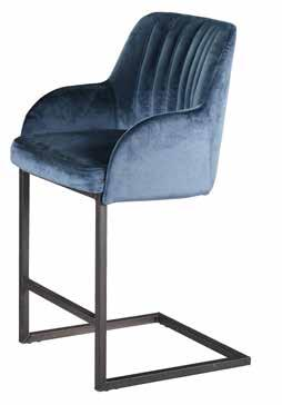 1) Moderne fauteuil Billy Leverbaar in