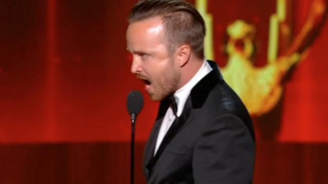 Breaking Bad-acteur Aaron Paul