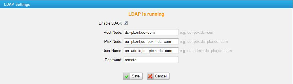 English: The LDAP server of the Yeastar mypbx series can be used to create a centrally managed phone directory.